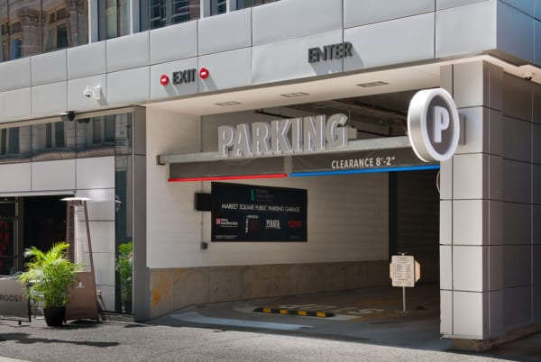 Free Parking With Dinner Revel Roost